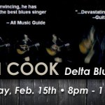Eli Cook at Devils Backbone Brewing Company : February 15, 2009