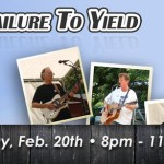 Failure To Yield at Devils Backbone Brewing Company : February 20, 2009