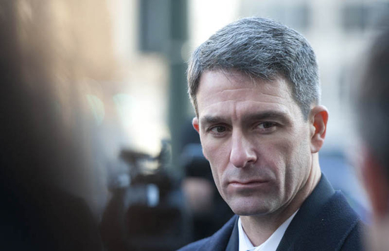 Ken Cuccinelli:  His is, therefore he isn't