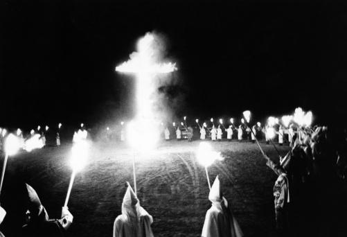 A Klan Rally in Virginia