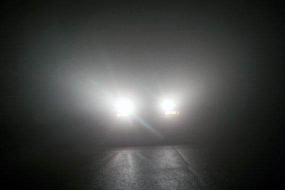 The fog of night