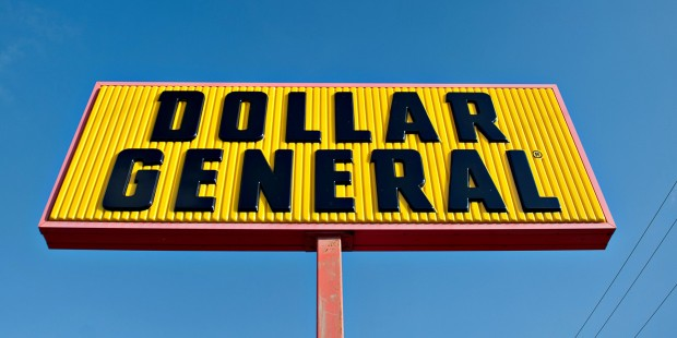 Views Of A Dollar General Corp. Store Ahead Of Earnings Figures