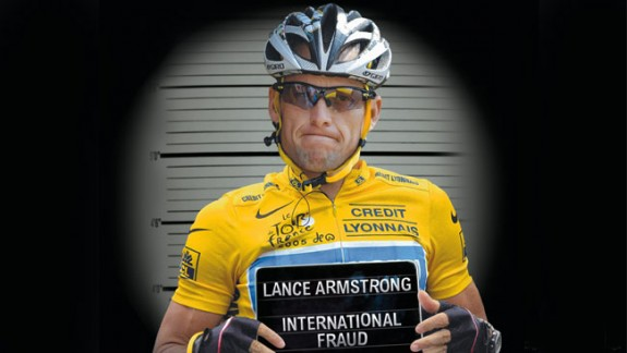 Lance Armstrong: The lies just keep on coming.