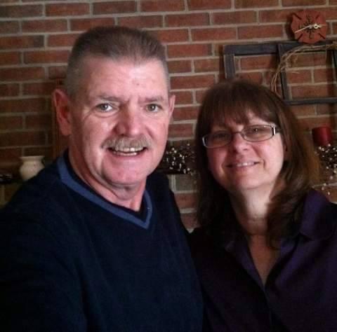 Bobby and Pam Clark