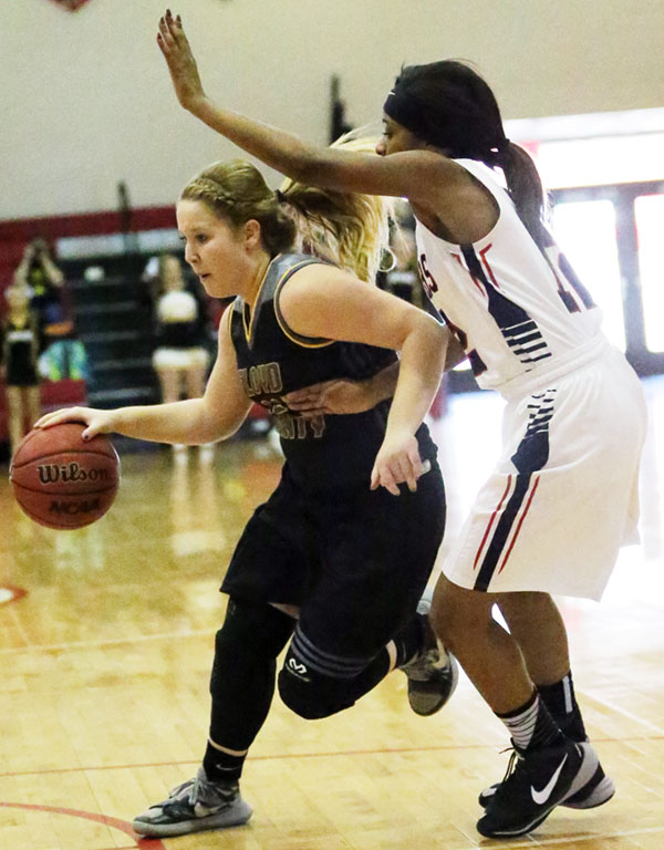 Natalie Boothe: 22 points for the game.