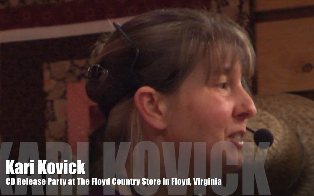 Kari Kovick's music with the kids