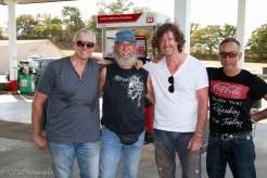 Angelo, Giles, Manuel and Davide