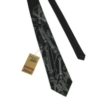 Guitar Cable Neck Tie