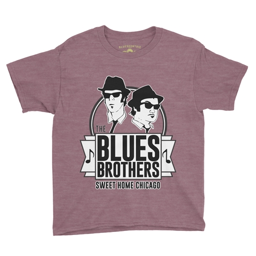 Sweet home chicago by the blues brothers has a bpm of 126 and the key of a major (camelot: The Blues Brothers Sweet Home Chicago Youth T Shirt Lightweight Vintage Children Toddlers