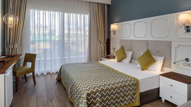 Side Crown Charm Palace Antalya Holidays To Turkey Blue
