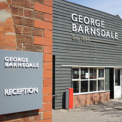 George Barnsdale Factory