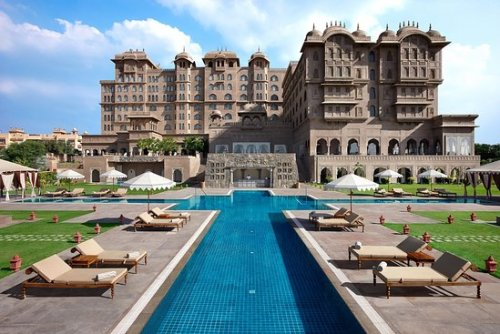fairmont jaipur review