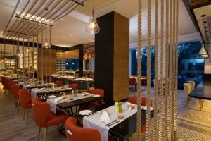 Tamra Shangri La food review