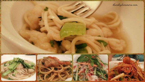 pictures of noodles