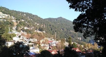 View from The Manu Maharani