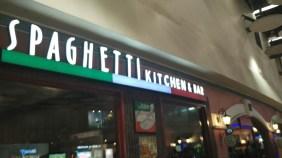 Spaghetti Kitchen review