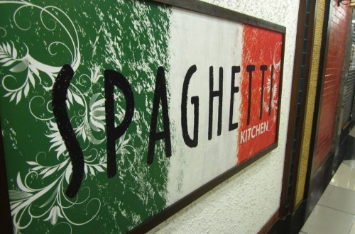 Spaghetti kitchen review