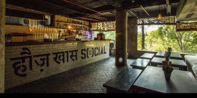 Hauz Khas Social