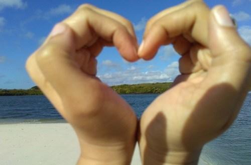 I love Mauritius
