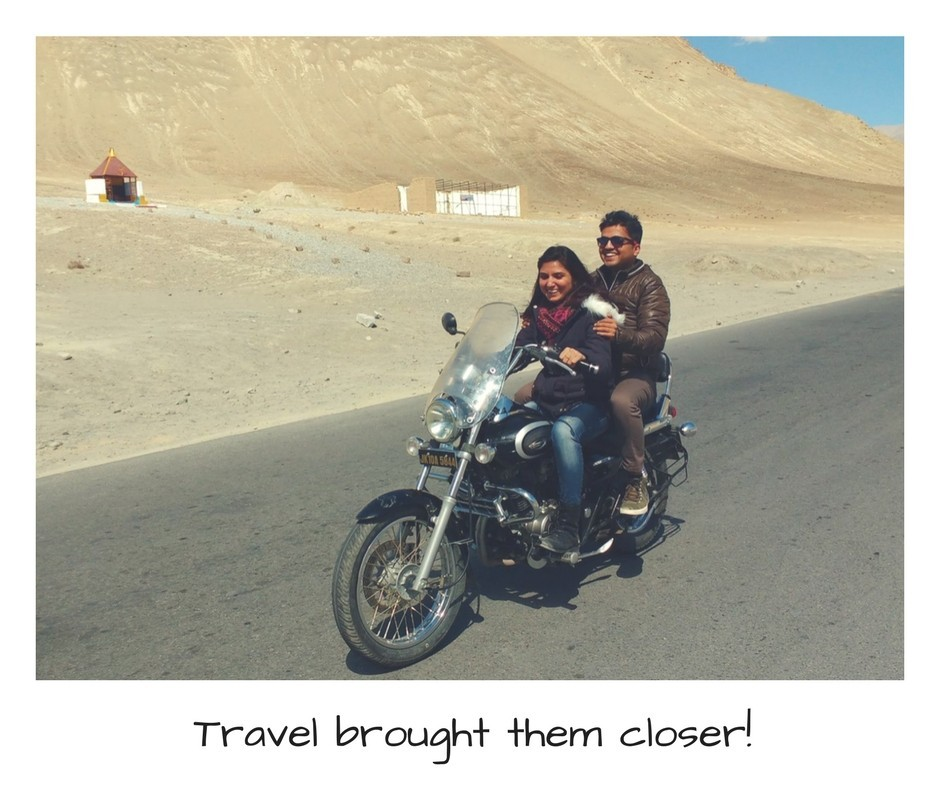 travelling as couple