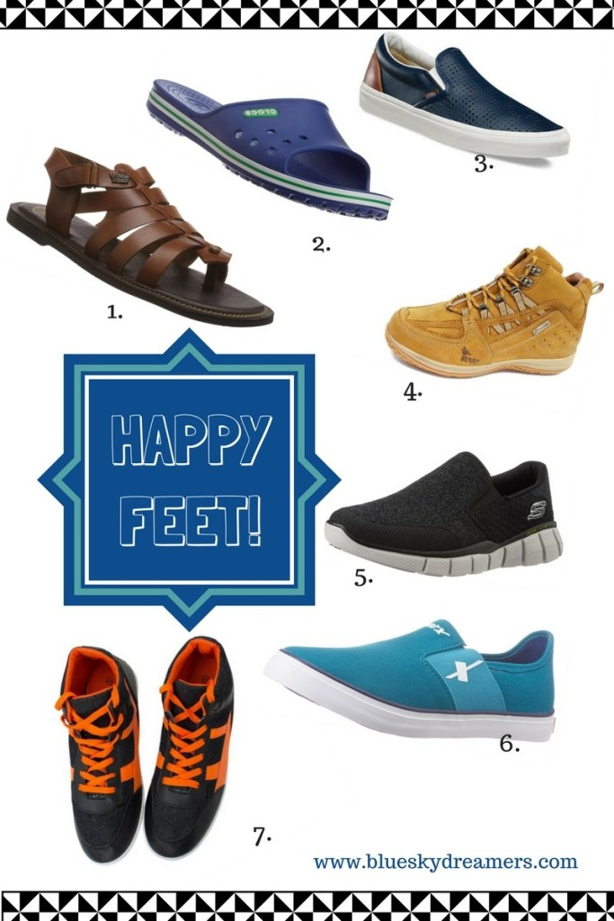 Best travel shoes for men india