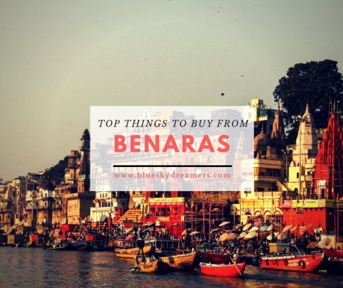 benaras things to buy