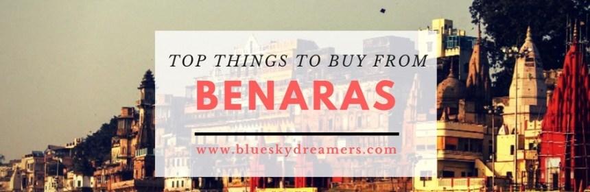 benaras things to buy