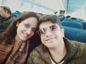 Couple travel bloggers