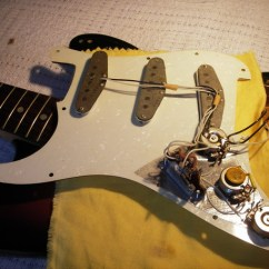 Best Stratocaster Wiring Diagram 1996 Ford Ranger Radio Fender® Forums • View Topic - Why So Many Ground Wires?