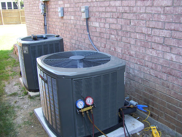 A picture of AC System