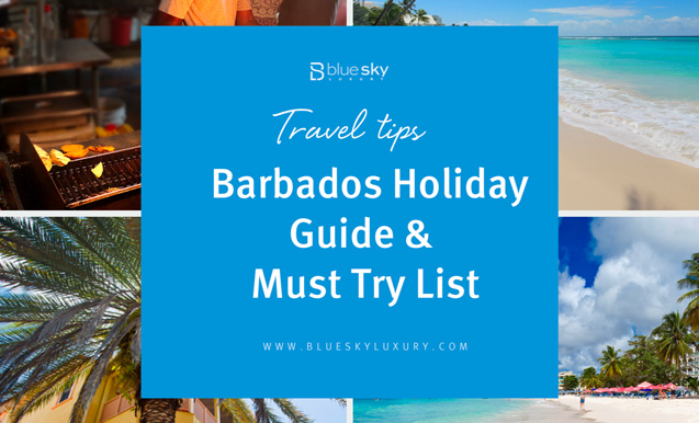 Barbados Holiday Guide