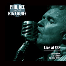 Phil Bee and The Buzztones - Live At SBN