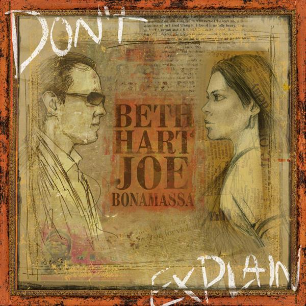 Beth Hart and Joe Bonamassa - Dont Explain