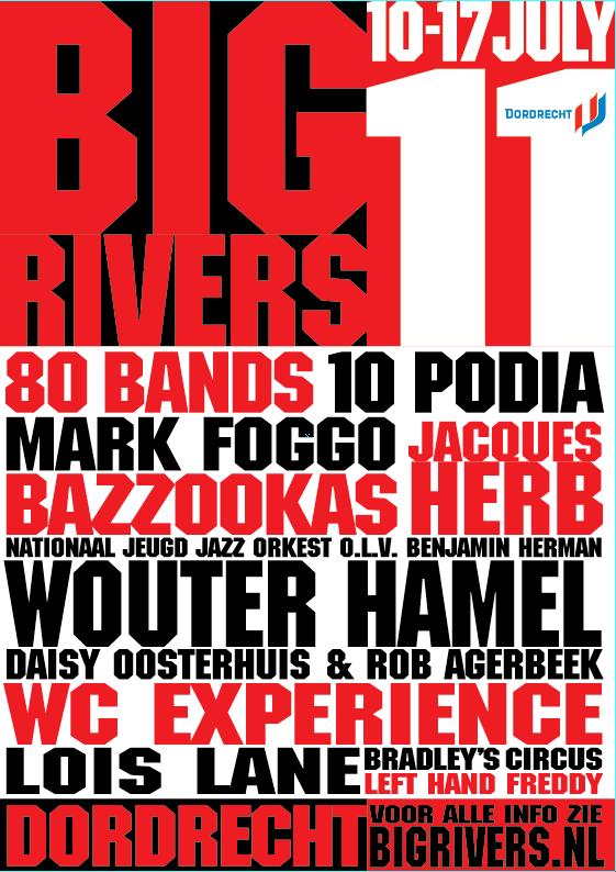 Big Rivers Festival Dordrecht