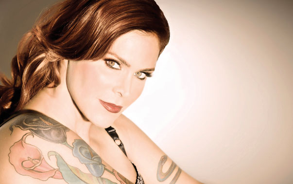 Beth Hart - Photography: Jeff Katz