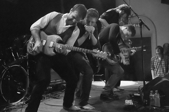 Delta Saints, Paradiso, 13 april 2013, 12