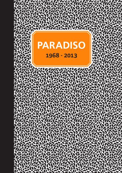 PARADISO-1968-2013