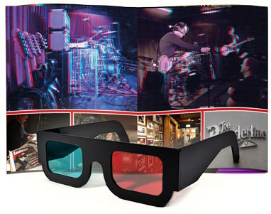 3D-Glasses+Booklet