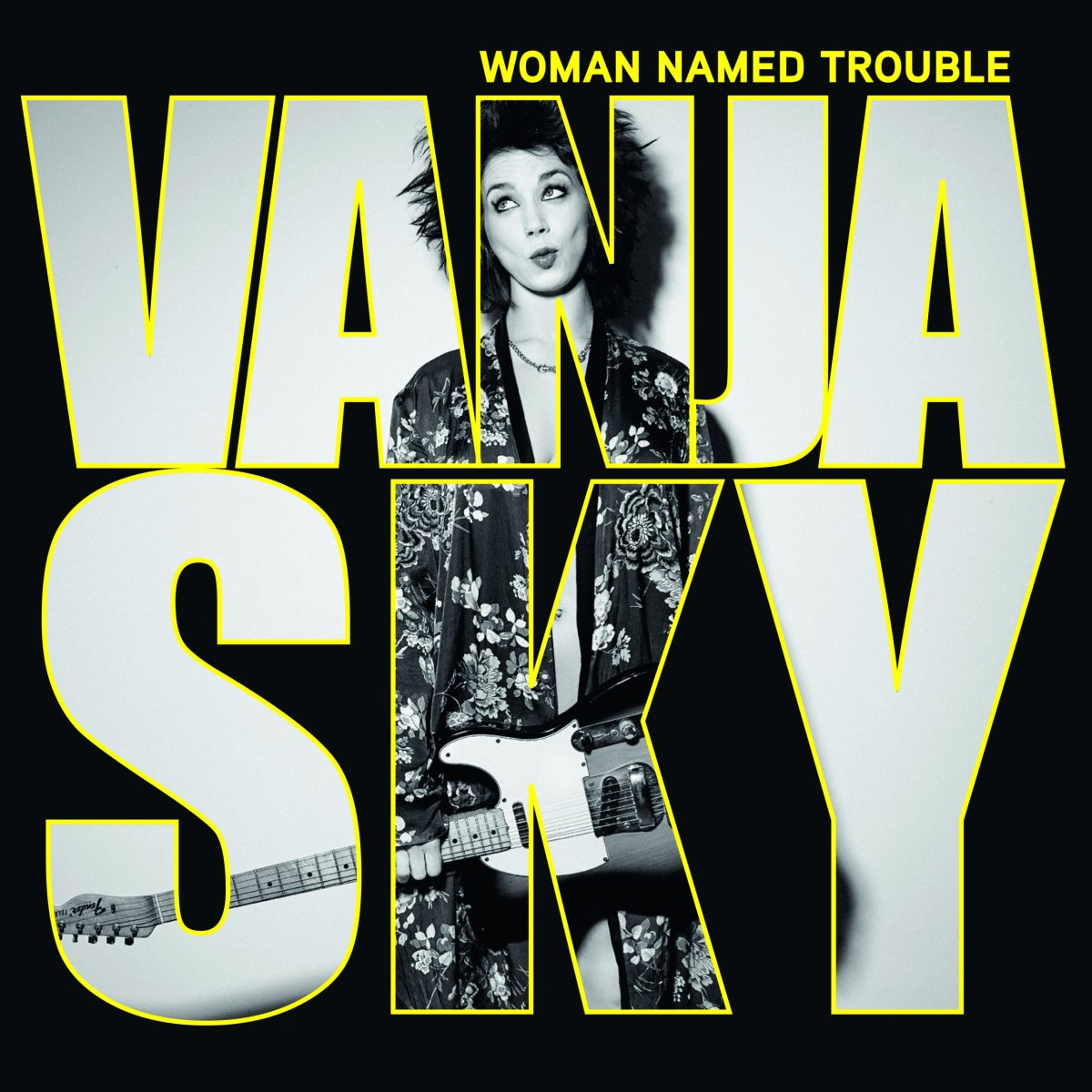 vanja sky Woman Named Trouble