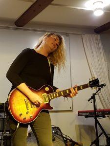 Med Gibson Les Paul