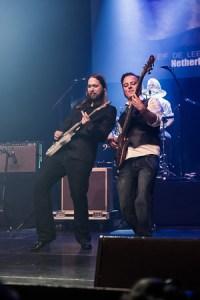 The Leif de Leeuw Band fra Holland.