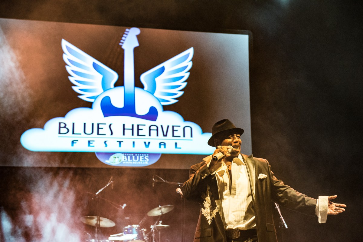 Vellykket Blues Heaven Festival 2017