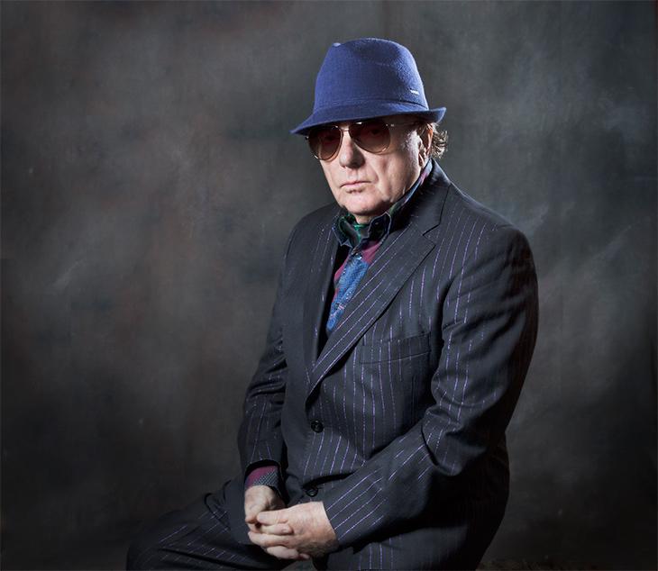 Van Morrison bringer bluesen til Heartland