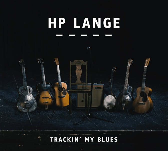 Anmeldelse: H.P. Lange: Trackin' my blues (Big Gumbo CD002)