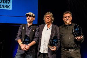 Blues Behind the Scenes Award-vinderne