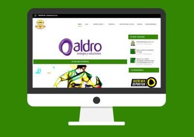 Página Web CD Tropezón