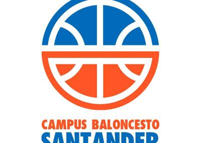 Logotipo Campus Baloncesto Santander