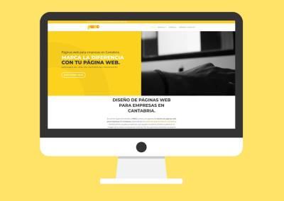 Página Web Páginas Web Empresas Cantabria