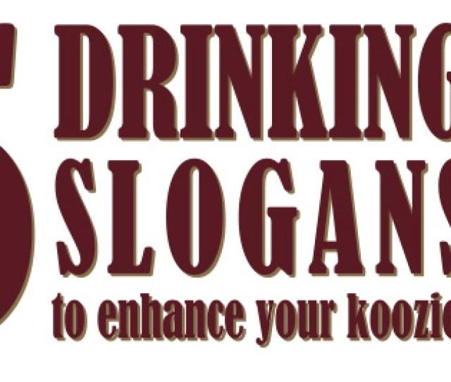 Beer Sayings For Koozies