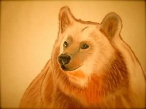 Blue Sol Shamanism - Bear